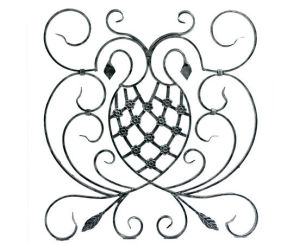 Wrought Iron Ornament Sheets Wholesale pictures & photos