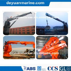 Type Tbs Ship Crane for Deck Equipment pictures & photos