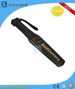 High Sensitivity Hand Held Metal Detector Body Scanner Xld-Gc1001 pictures & photos