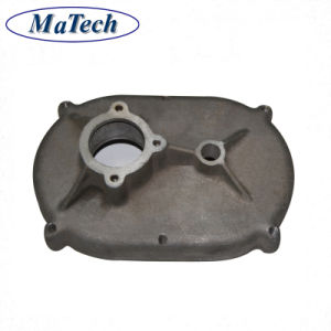 Custom Mechanical Parts Aluminum Transmission Cover From China Foundry pictures & photos