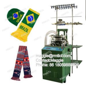 922e3fa3eba China 6 Colors Jacquard Scarf Hat Knitting Machine - China Scarf Hat ...