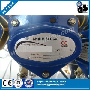 Chain Block 500kg Manual Chain Hoist pictures & photos