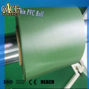 China White Green Color Pvc Christmas Film Used For Making