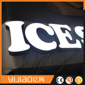 Suzhou Outdoor Advertising Mini LED Channel Illuminated Letters Sign pictures & photos