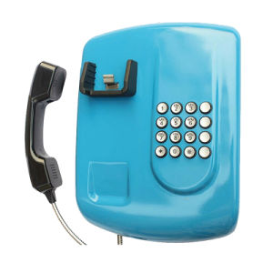 VoIP Public Address System Public Service Phone Weatherproof Telephone Knzd-04A pictures & photos