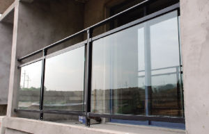 High Quality Glass Balcony Guardrail (OA payment accepted)