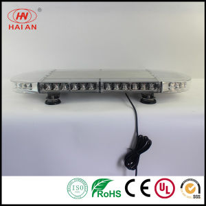 Aluminum Body Amber LED Mini Warning Flashing Lightbar pictures & photos