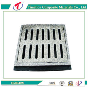 Acid Resistant FRP Car Washing Sewer Drain Floor Grates
