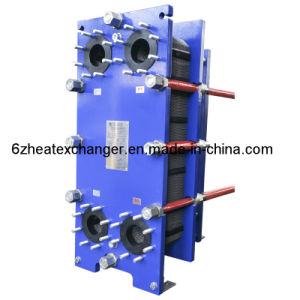 High Efficiency Plate Heat Exchanger A4m for Oil Cooling (equal M10B/M10M)