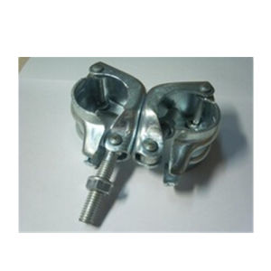 Press Precision Metal Types of Scaffolding Couplers pictures & photos