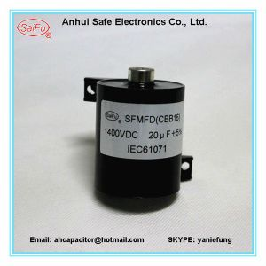 Cbb16 Cbb15 1400 VDC Low Ls Capacitor for IGBT Absorption pictures & photos
