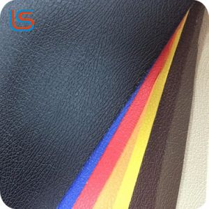 Quality Guaranteed 100% Safe PVC Leather for Sofa
