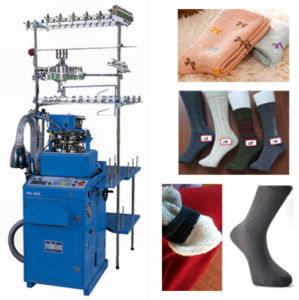 Sock Knitting Machines Full Auto Socks Manufacturing Machine with Best Price