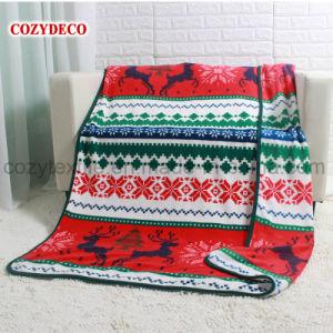 Christmas Fleece.Christmas Coral Fleece Blanket For Holiday Gift