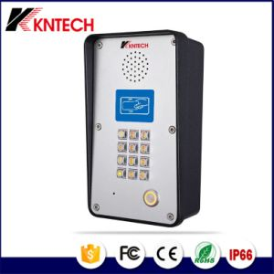 2017 Intercom Doorbell Knzd-51 IP Type SIP Door Phone From Koontech pictures & photos