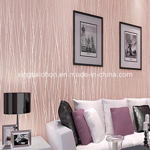 Waterproof Decoration Material Wall Paper For Kitchen Washable Wallpaper