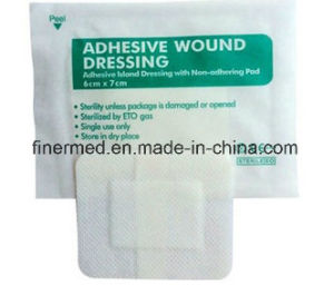 First Aid Non Woven Adhesive Wound Dressing pictures & photos