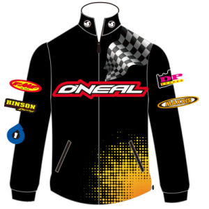 Wholesale Custom Jacket for Race Events