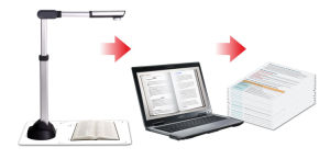 15.0 MP High Speed Portable Auto Focus USB 3.0 A2 Document Scanner (S1500A2AF) pictures & photos