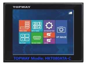 Topway Smart TFT LCD Display LCD Module pictures & photos