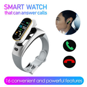 Portable Watch Phone Sport Activity Tracker Heart Rate Blood Pressure Blood Oxygen Bluetooth Smart Bracelet Smart Watch Gift Watches H109