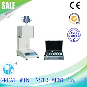 Melt Index Testing Machine (GW-082B) pictures & photos