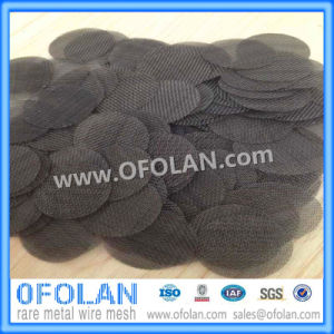 Bright Molybdenum Wire Mesh for Environmental Protection Instruments pictures & photos