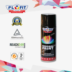 Car Quick Fast Drying Multi Color Spray Paint pictures & photos