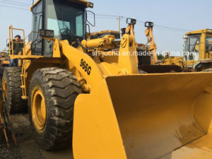 Caterpillar Used 966g Wheel Loader (CAT 950 966 Loader) pictures & photos