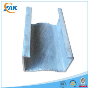 Roll Formed Slotted Steel Bending C Channel