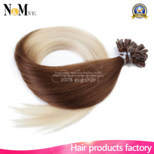 "16"" 20"" 24"" 1g/S 50g 100g Brazilian Remy Hair Keratin U Nail Tip Straight Human Hair Extensions New 2017 8A High Grade 16 Colors pictures & photos"