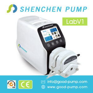 Factory Lowest Price Wholesale Lab Test Liquid Transfer Peristaltic Pump