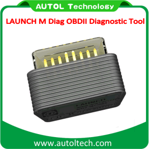 China Launch DIY Tool Launch M-Diag OBD2 Diagnostic Scanner Powerful