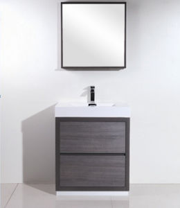 2016 Multicolor Bathroom Cabinet (double drawers)