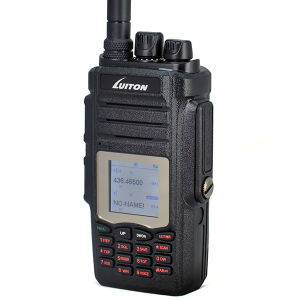 High Power Dual Band Radio Lt-UV10W VHF/UHF Handheld Radio pictures & photos