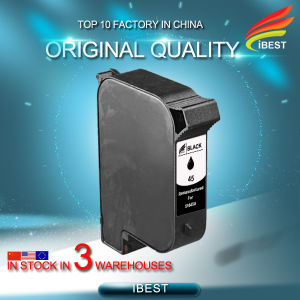 Compatible Black Ink Cartridge HP45 51645A