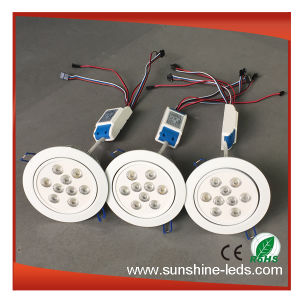 2017 Best Selling 27W LED Downlight with High Quality & Cheap Price pictures & photos