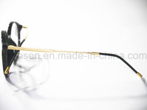 Wholesale Korea Design Black Full Rim Tr90 Optical Frames pictures & photos