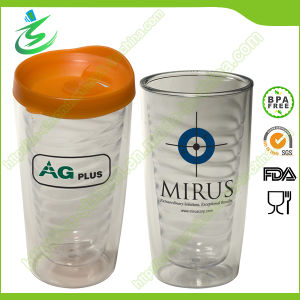 16 Oz Double-Wall Straw Cup, Water Tumbler (TB-A3) pictures & photos