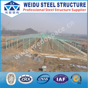 Steel Structure Fabrication (WD093007)