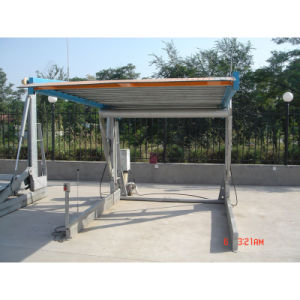 Two or 2 Post Car Parking Lift Machnie (AAE-PL125) pictures & photos