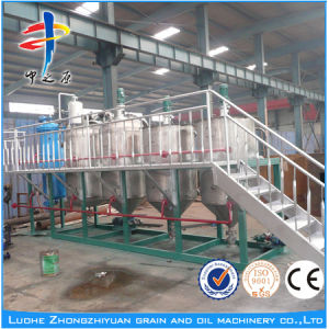 1-500 Tons/Day Peanut Oil Refining Plant/Oil Refinery Plant pictures & photos