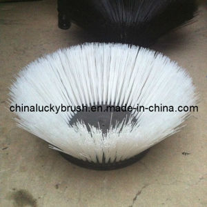 PP or Nylon Round Sweeper Brush (YY-016) pictures & photos