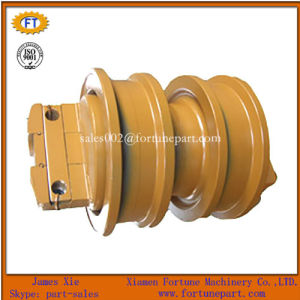 Hyundai Undercarriage Track Roller Construction Machinery Spare Parts pictures & photos