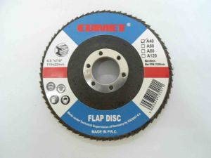 Flap Disc 115X40 Brown Fused Alumina pictures & photos