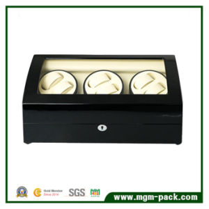 Top Quality Japanese Motor Watch Winder for 6 Watches pictures & photos