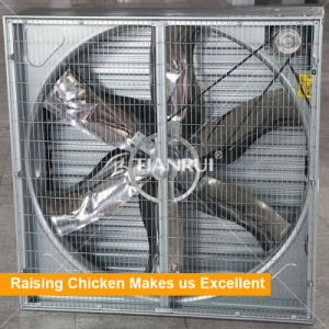Chicken Farm Exhaust Fan System for Layer Raising pictures & photos