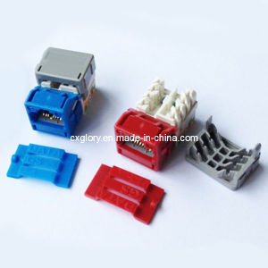 Cat. 6 Systimax RJ45 Connector Keystone Jack pictures & photos