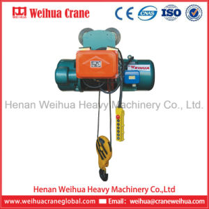 Chinese Yh Series Wire Rope Pulling Hoists pictures & photos