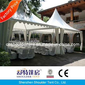 Garden Gazebo Canopies 5X5 Tent for Party, Wedding pictures & photos